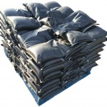 Protect your Home from Flooding – Pre-Filled Sandbags