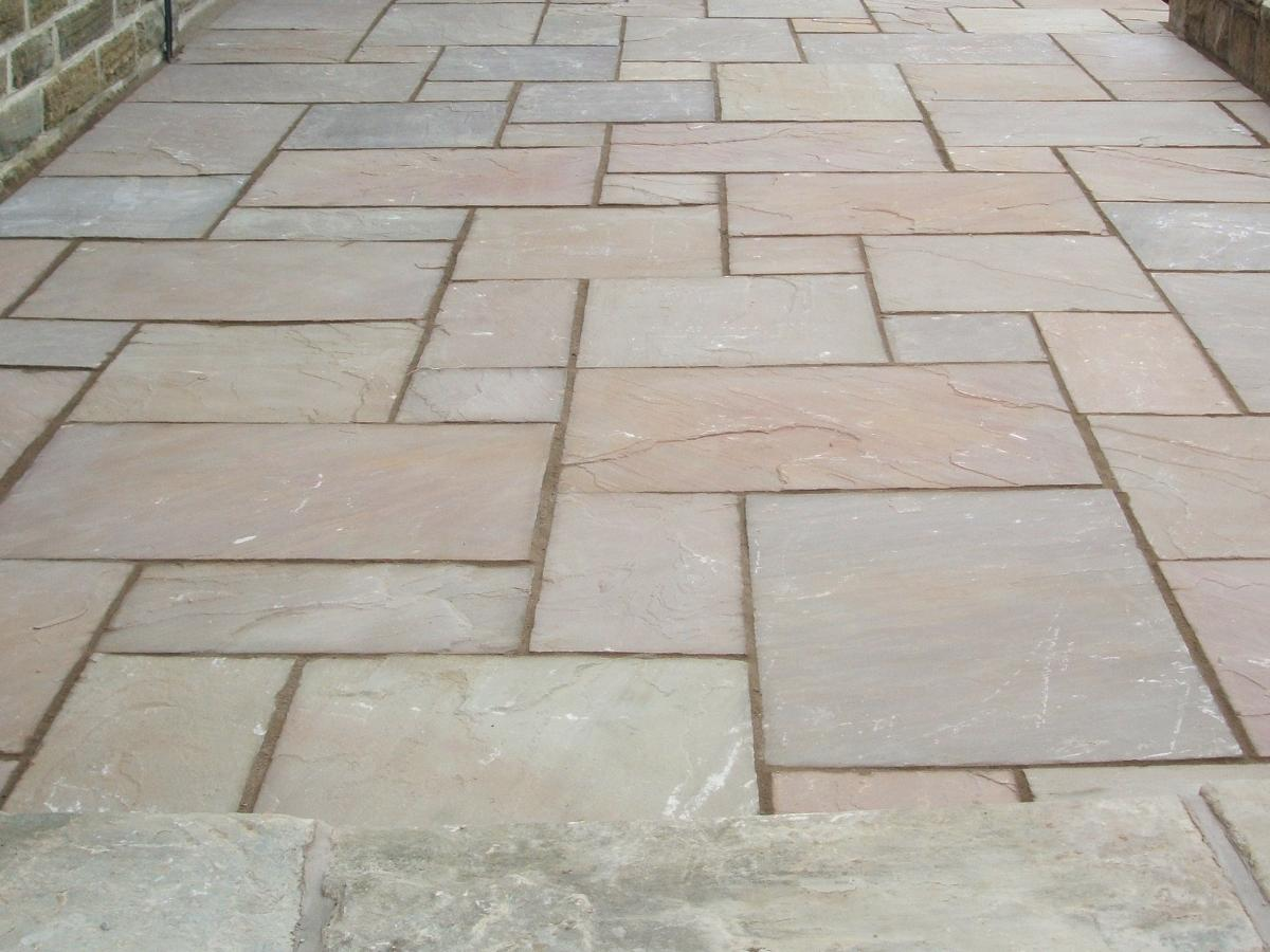 Indianstonea Advantages Of Indian Stone Paving Is A