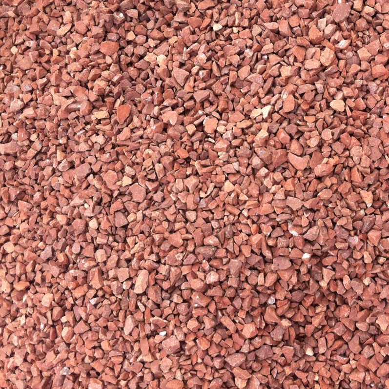 Product Red Granite : Mm red granite buy gravels granites online