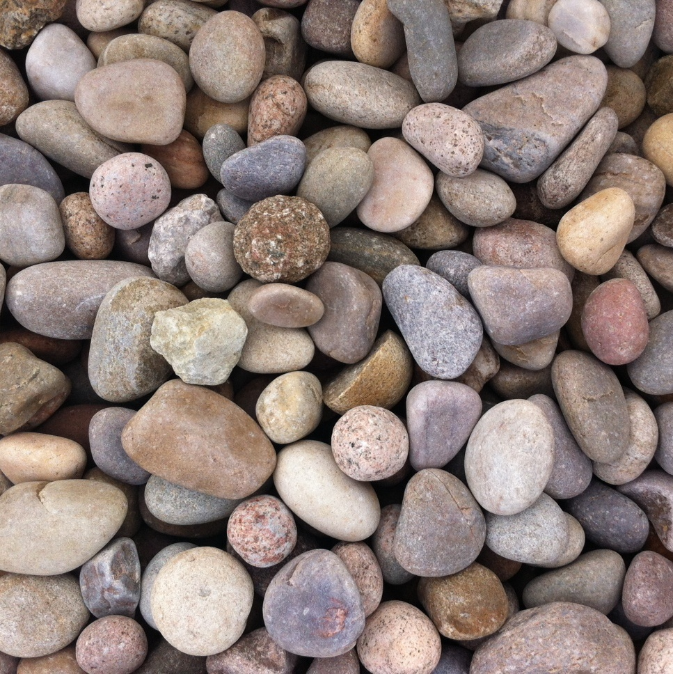 Outdoor Blue Pebbles : Mm scottish pebbles cobbles stone