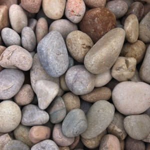 80-120mm Scottish Cobbles - Bulk Bag
