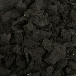 Sample Equestrian Rubber Chippings Eco 30mm-Dust