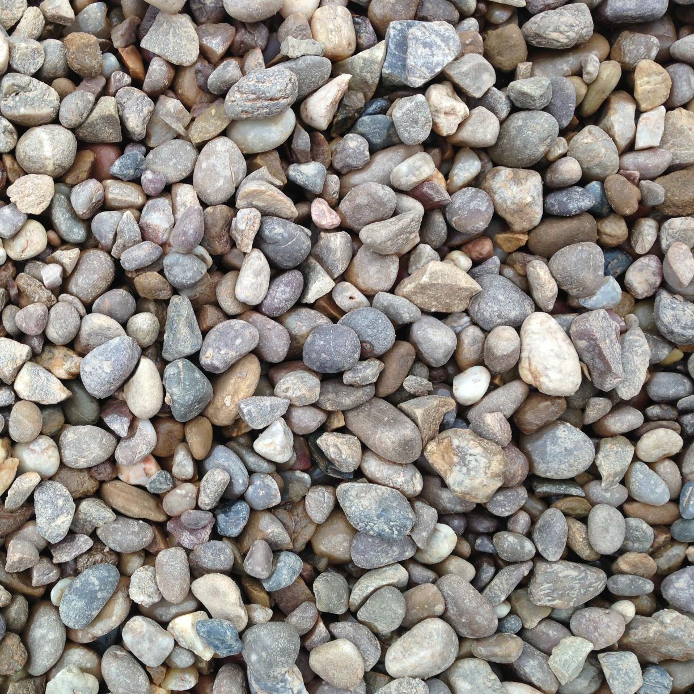 20mm quartz gravel buy gravels granites online for Stone pebbles for garden