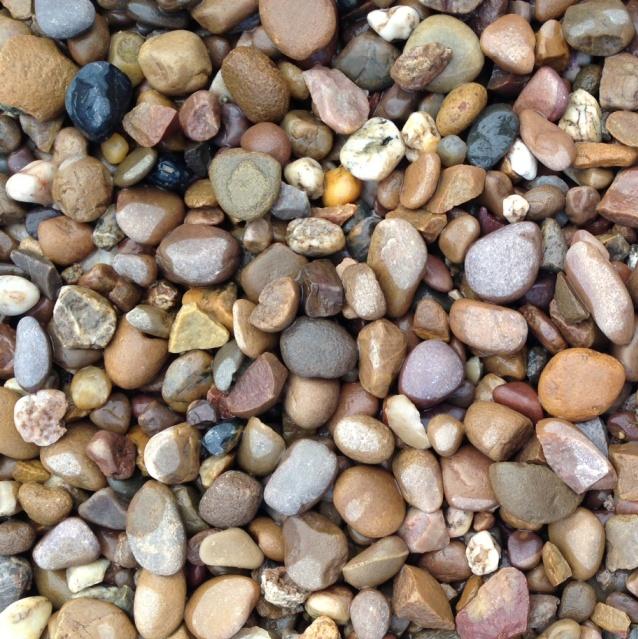 20mm quartz gravel gravels granites stone garden for Landscaping rocks quartz