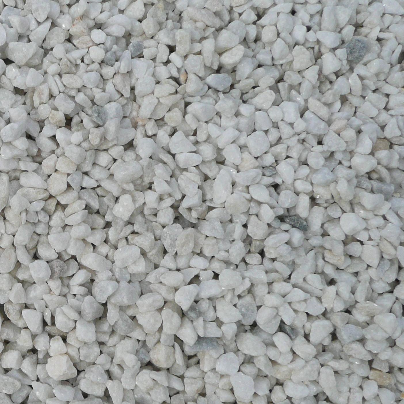 10mm Polar White Buy Gravels Granites Online Polar White Gravel 10mm Bulk Bag Supplier