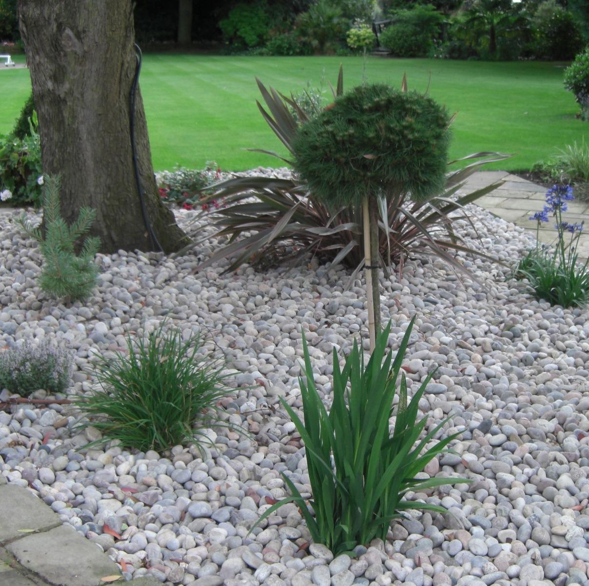 Bags Of Pebbles For Garden - Garden Designs